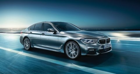 BMW M550d xDrive RDE