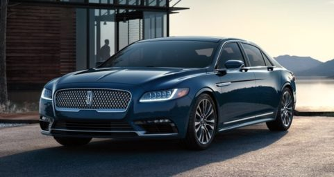 Lincoln Continental 3.0 AWD
